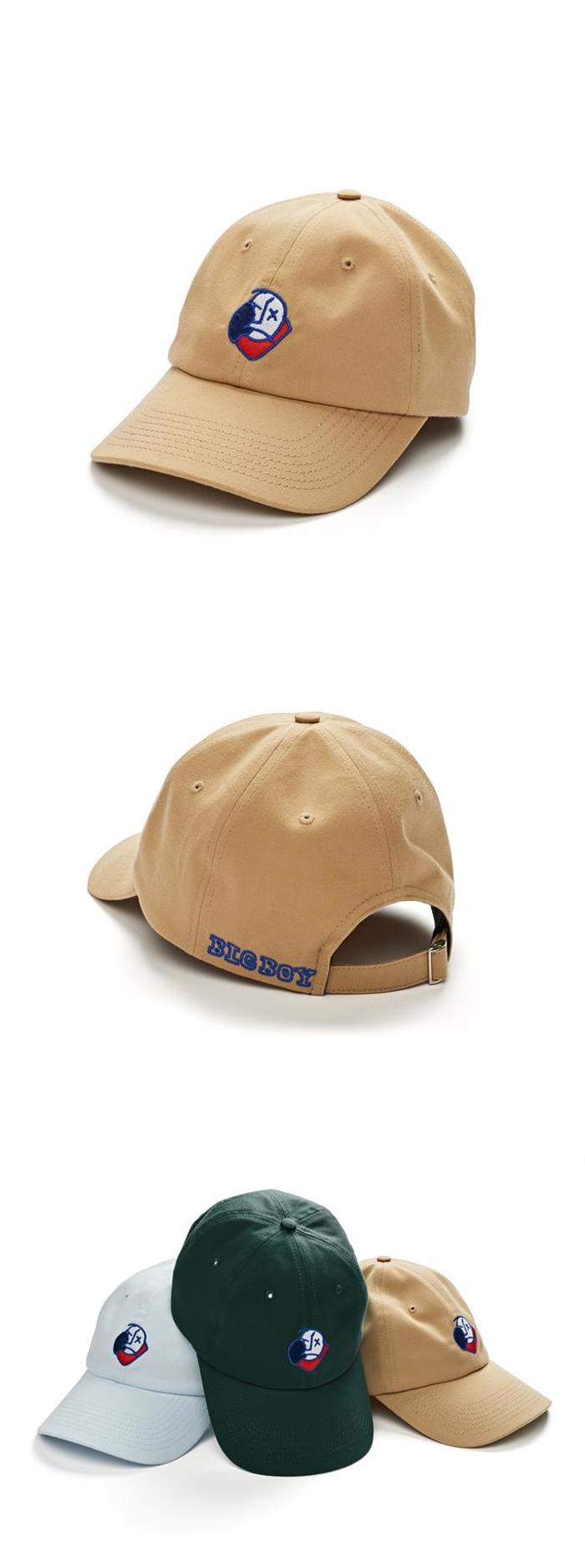 폴라(POLAR) Big Boy Cap - Khaki