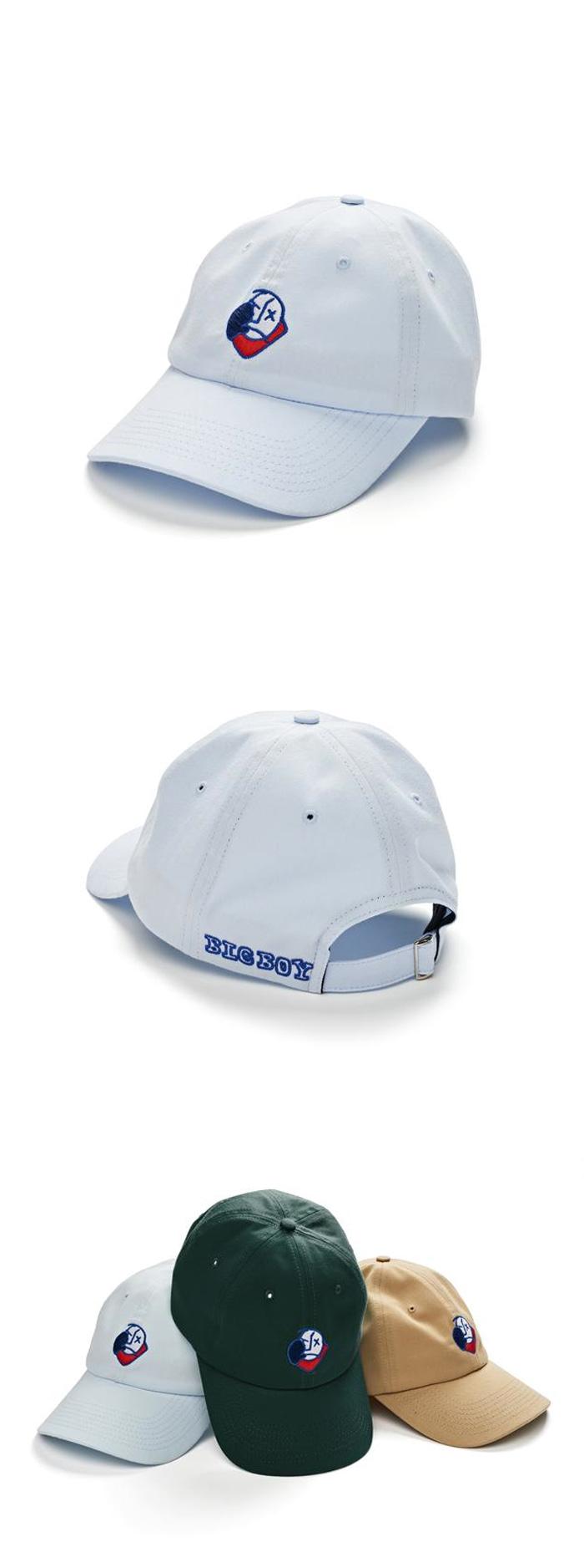 폴라(POLAR) Big Boy Cap - Light Blue