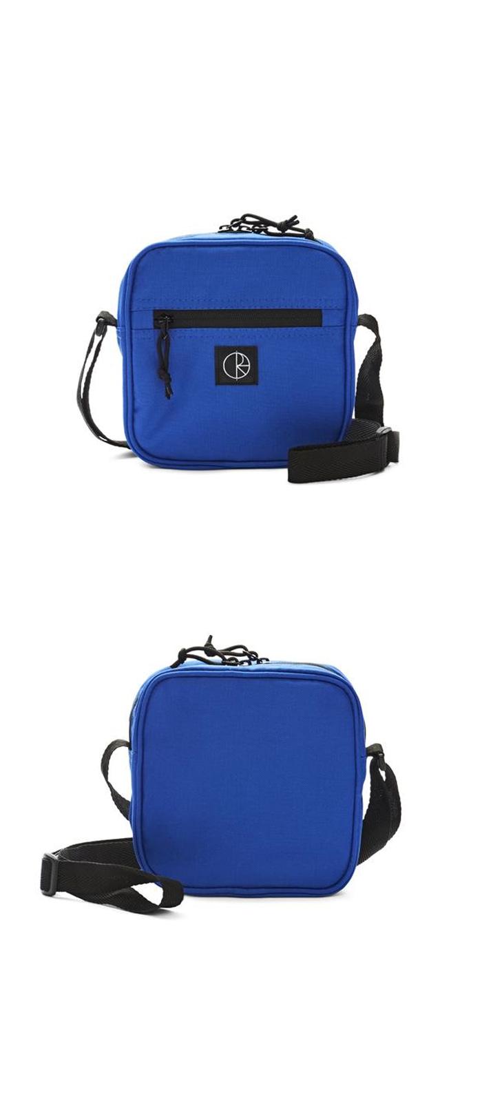 폴라(POLAR) Cordura Dealer Bag - Blue