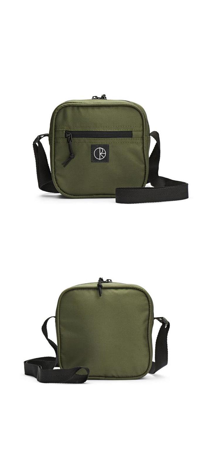 폴라(POLAR) Cordura Dealer Bag - Olive