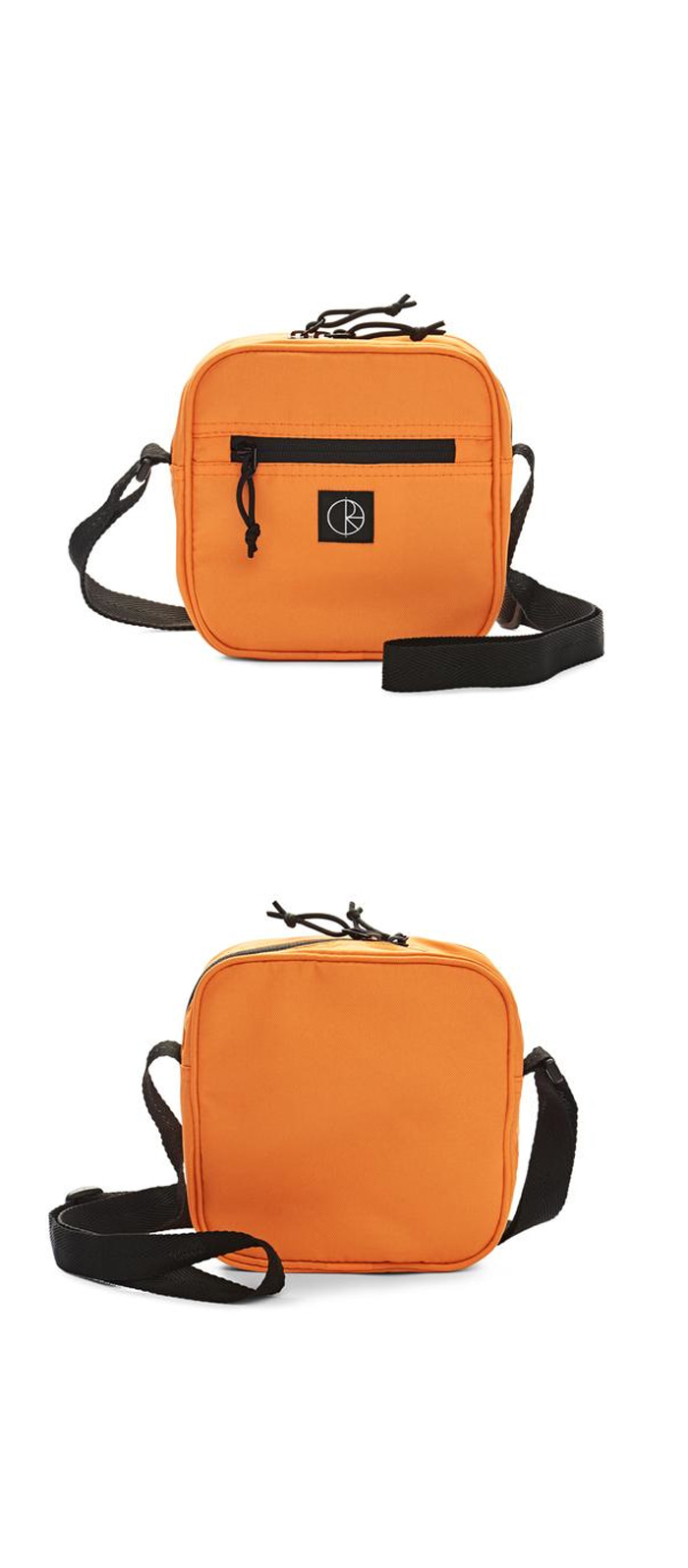 폴라(POLAR) Cordura Dealer Bag - Orange