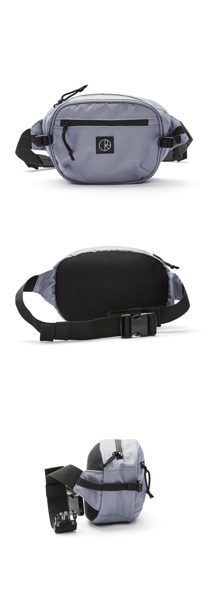 폴라(POLAR) Cordura Hip Bag - Grey