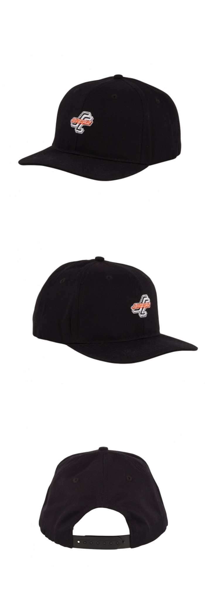 산타크루즈(SANTA CRUZ) OGSC Mini Hat - Black